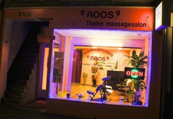 Amsterdam thai massage Deep Tissue