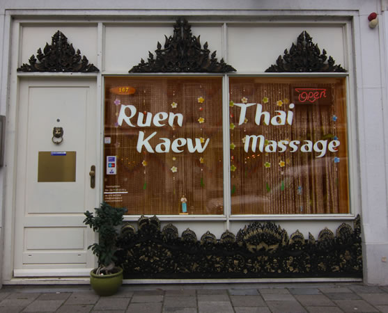 Massage in Nanning, Guangxi, China