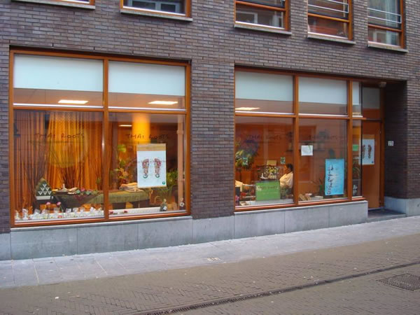 Thai roots spa thaise massage for Roots den haag