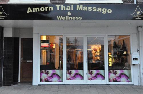 neuken in rotterdam massage met happy