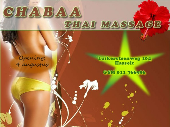 gratis chat se haarlem massage thai