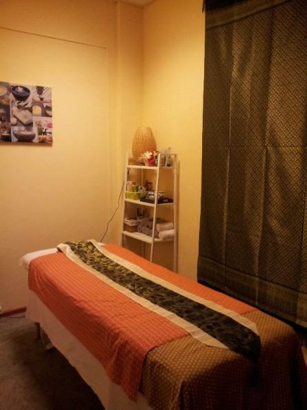 thaise massage Groningen