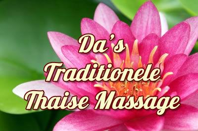 Da's Traditionele Thaise Massage