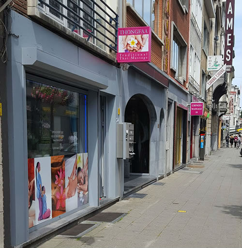 Thai Massage Antwerpen