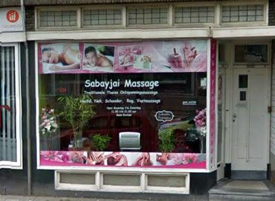 massagesalon in Schiedam