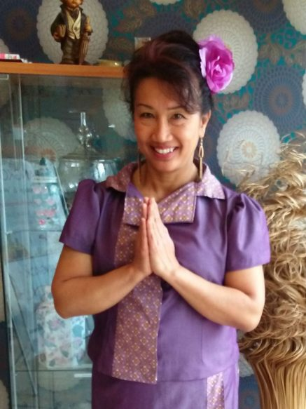 thai massage happy ending olie massage
