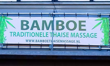 Thaise Massagesalon in Leiderdorp