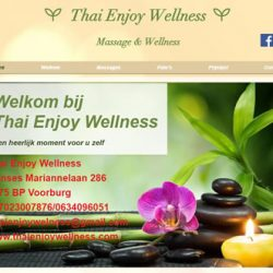 Thaise massagesalon in Voorburg