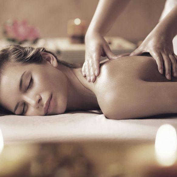 Massage geimproviseerd